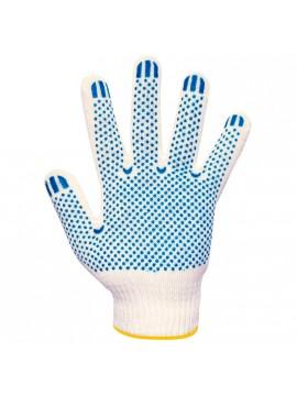 Перчатки Х/Б ПВХ 4-х нитка